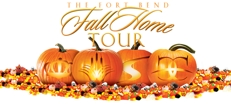 Fort Bend Fall Home Tour at Riverstone - Weekends in October