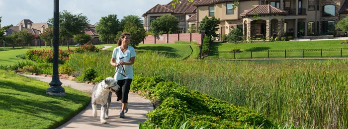 Parks & Trails in Riverstone | Master Planned Community in Riverstone