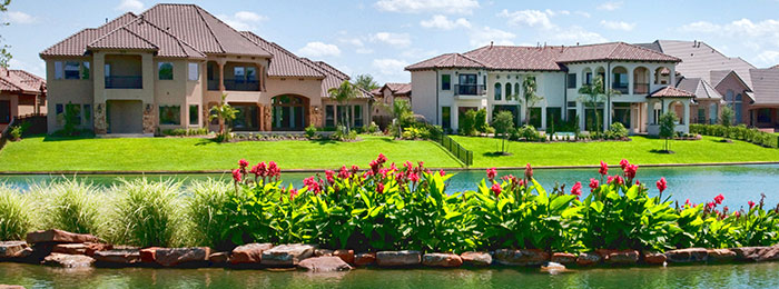 Riverstone Homes | Waterside Luxury Living in Fort Bend County