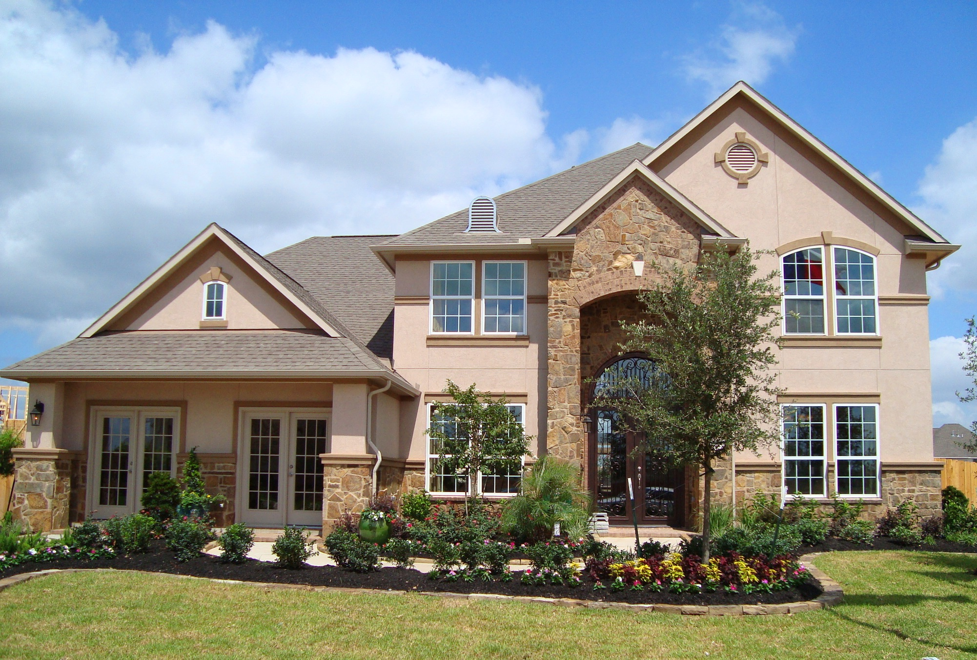 Riverstone Model Homes New Homes In Fort Bend County