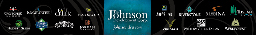 Johnson Development Corp. - Master-Planned Communities in Houston, Texas