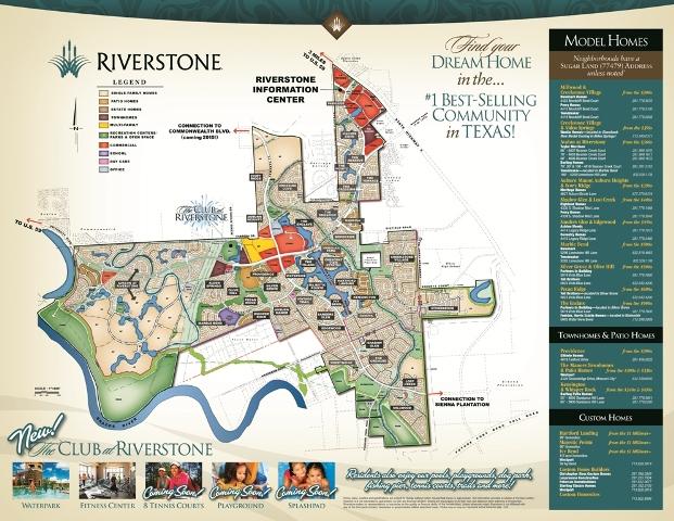Riverstone Master Plan